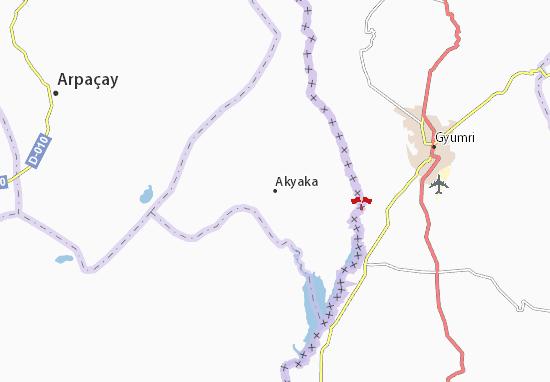 Mappe-Piantine Akyaka