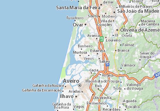 Mapa Plano Murtosa