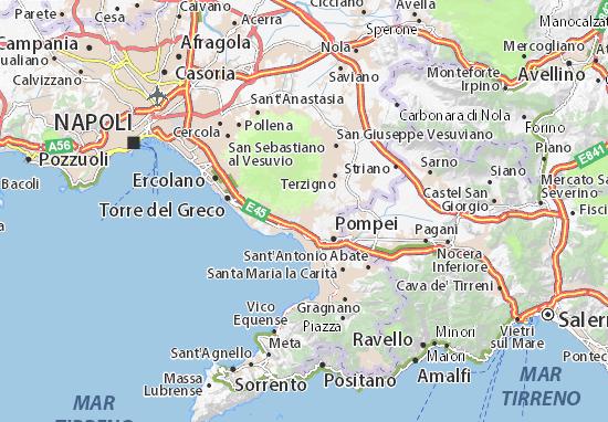 Mapas-Planos Boscotrecase