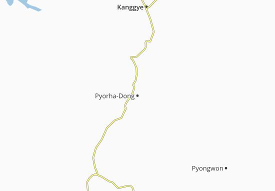 Pyorha-Dong Map
