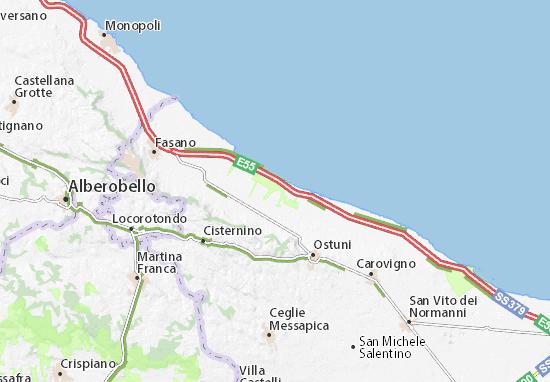 Cartina Di Malta Dettagliata.Mappa Michelin Masseria Difesa Di Malta Pinatina Di Masseria Difesa Di Malta Viamichelin