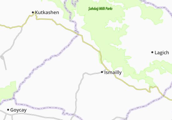 Mapas-Planos Kalyndzhak