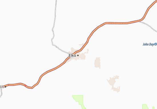 Elko Map