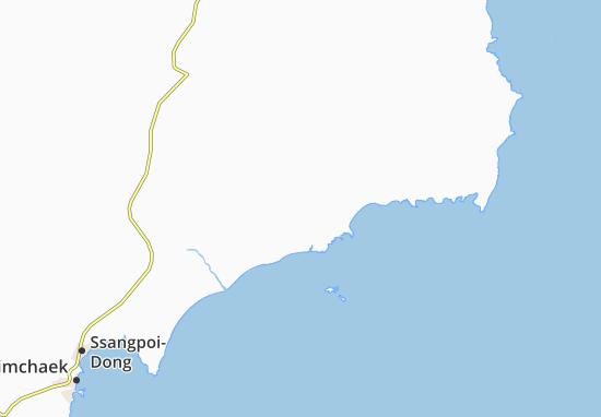 Hwadae Map