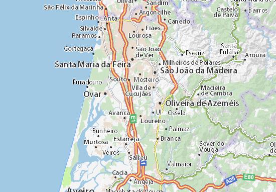 Mapa Plano São Martinho