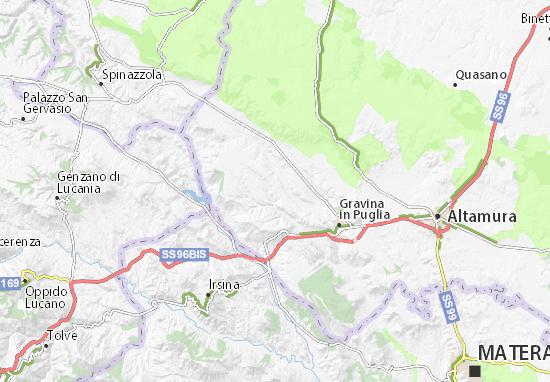Cartina Di Gravina In Puglia.Mappa Dolcecanto Cartina Dolcecanto Viamichelin