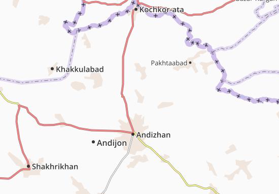 Chumbagish Map
