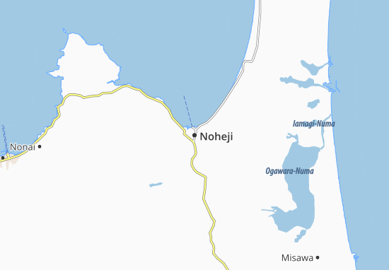 Noheji Map