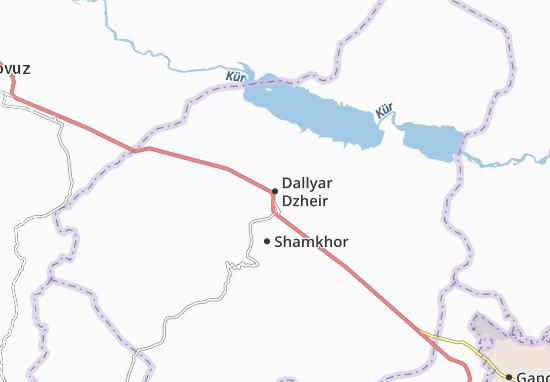 Mappe-Piantine Dallyar Dzheir
