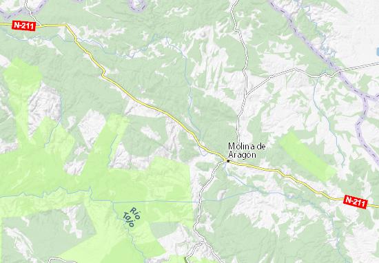 Herrería Map