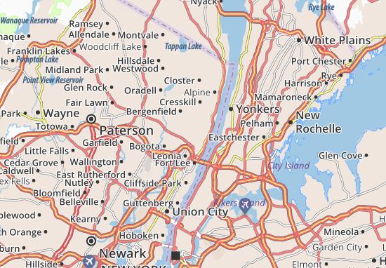 Mapa Plano Englewood