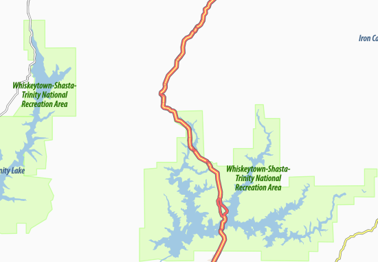 Lakehead Map
