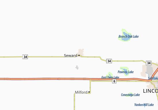 Seward Map