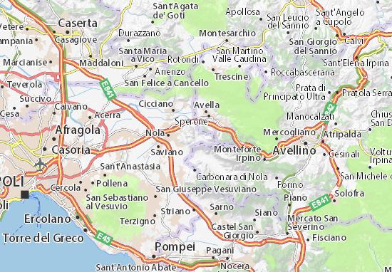 Mappe-Piantine Visciano