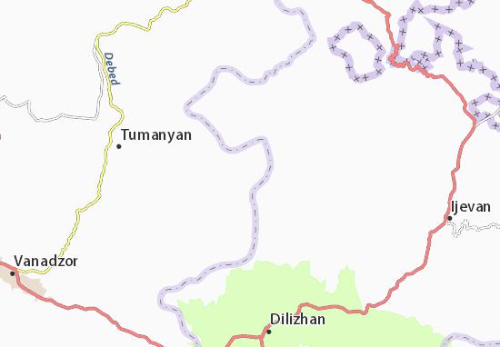Mapa Plano Atan