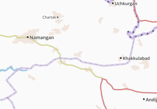 Narynkapa Map