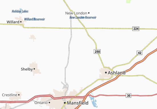 Adario Map