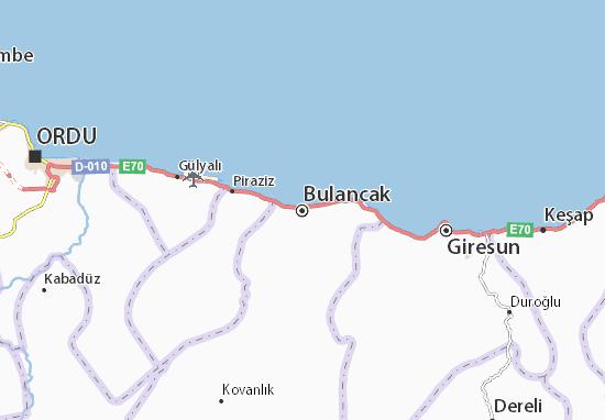 Mappe-Piantine Bulancak