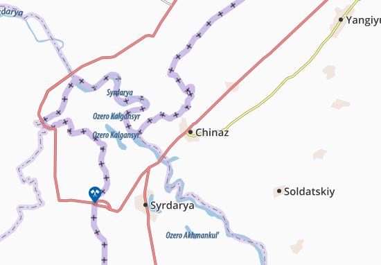 Chinaz Map
