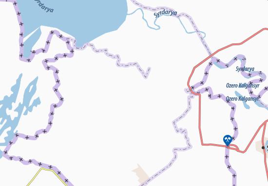 Carte-Plan Oktyabr'