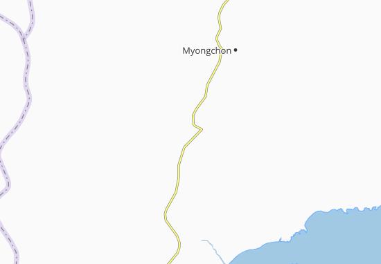 Kaart Plattegrond Kilchu