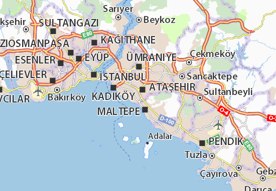 find any address on the map of kozyata or calculate your itinerary to and from kozyata find all the tourist attractions and michelin guide