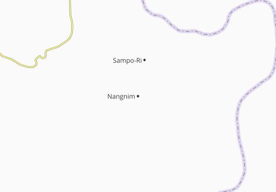 Nangnim Map