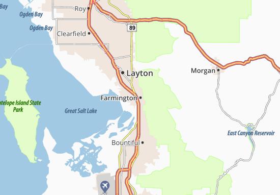 Mapas-Planos Farmington