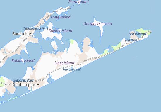 Northwest Harbor Map