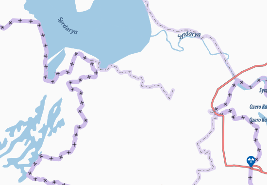 Mapas-Planos Yenbekshi
