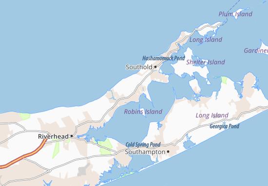 Cutchogue Map