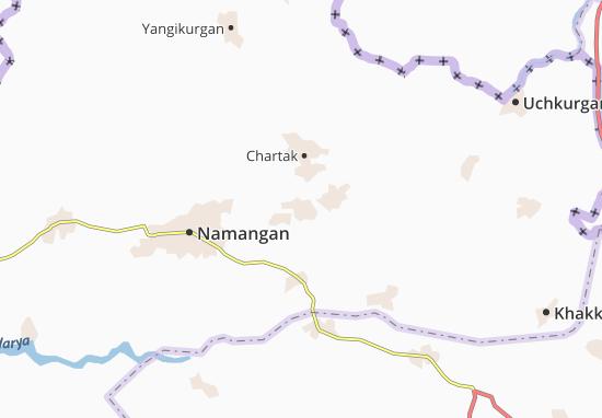 Mapa Plano Yarkurgan