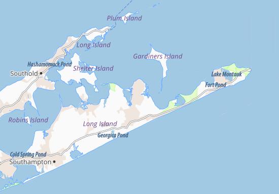 Springs Map