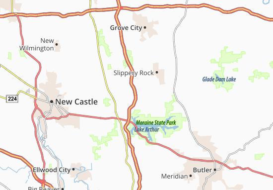 Jacksville Map