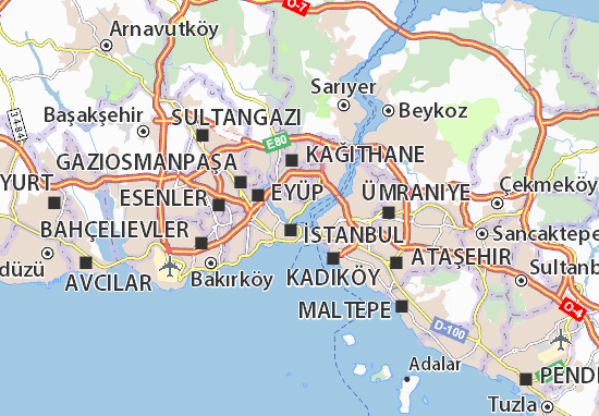 find any address on the map of cihangir or calculate your itinerary to and from cihangir find all the tourist attractions and michelin guide