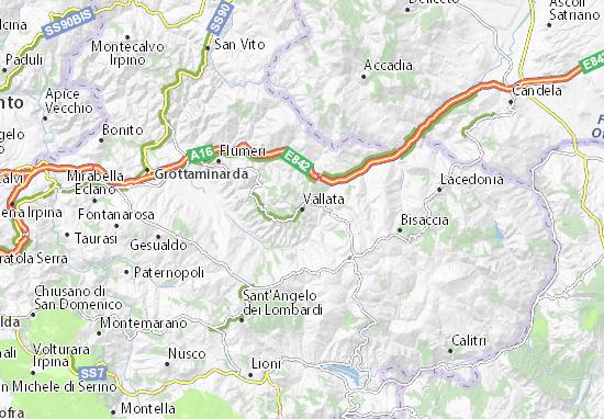 Mappe-Piantine Vallata