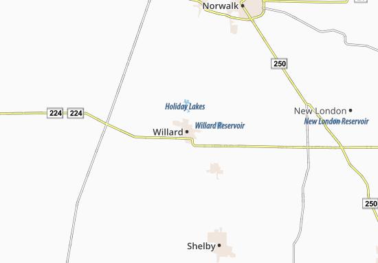Mapas-Planos Willard