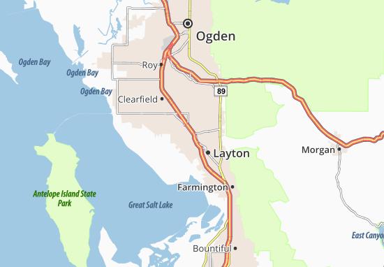 Mapas-Planos Layton