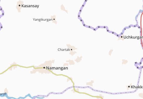 Chartak Map
