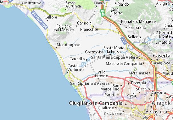Cancello Map