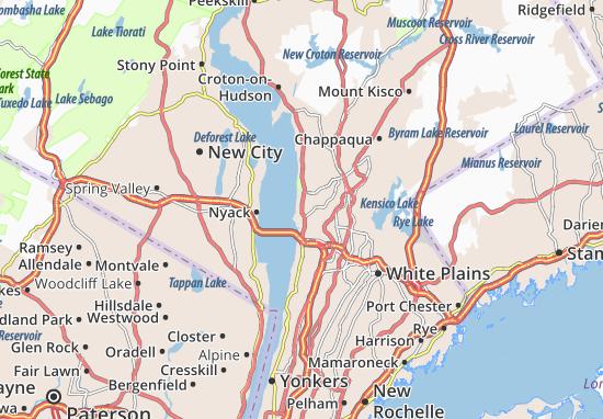 Sleepy Hollow Map