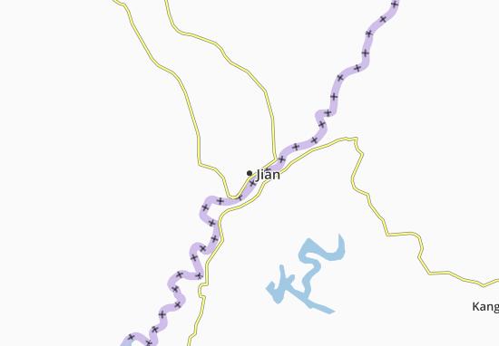Mappe-Piantine Jian