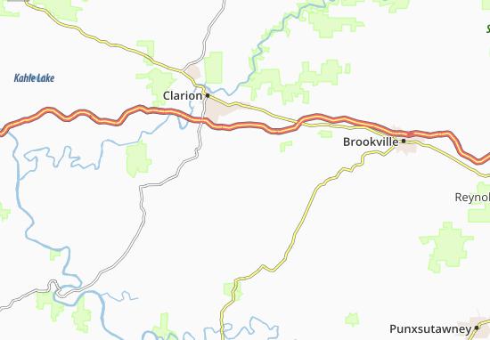 Limestone Map