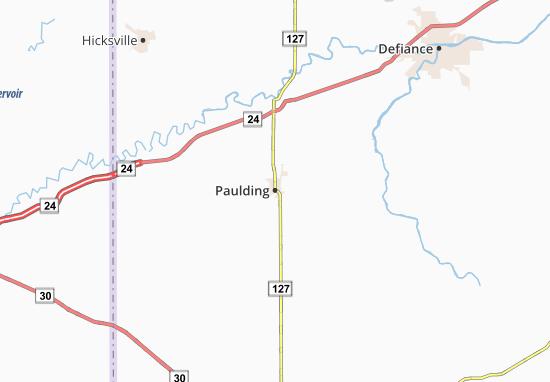 Paulding Map