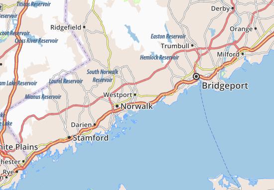 Mapa Plano Westport