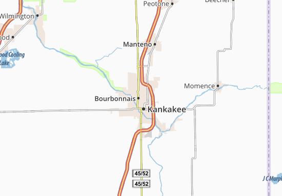Bradley Map