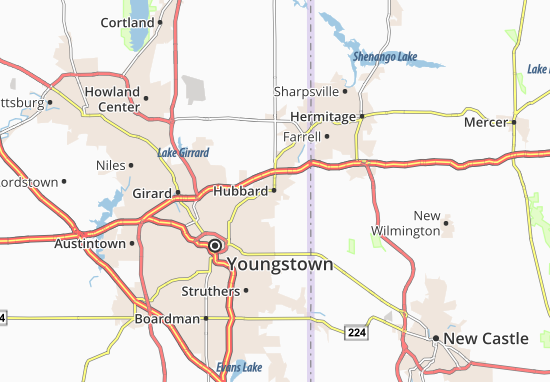 Mapas-Planos Hubbard