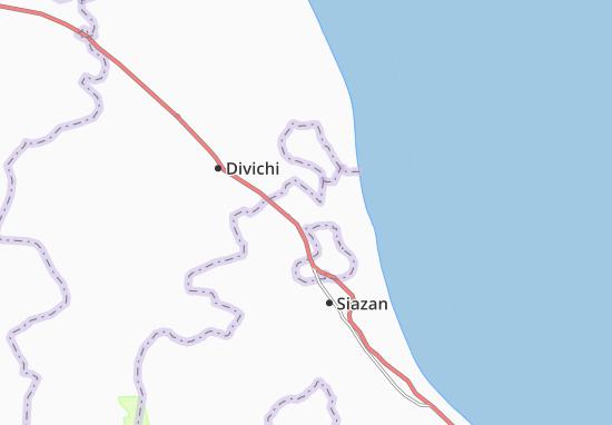 Mapas-Planos Gilgilchay
