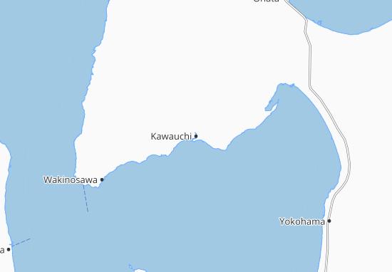 Kawauchi Map