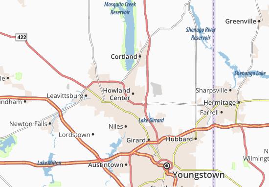 Mapas-Planos Howland Center